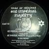 Tribe Of Issachar - His Imperial Majesty (Congo Natty RAS13, 1997, vinyl 12'')