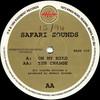 Safari Sounds - On My Mind / The Change (Basement Records BRSS039, 1994, vinyl 12'')