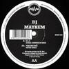 DJ Mayhem - U.L.F. / Parametrix (Basement Records BRSS029, 1993, vinyl 12'')