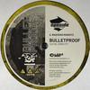 Bulletproof - Baghdad Knights / Femme Fatal (Cyanide Recordings CYAN017, 2005, vinyl 12'')