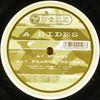 A-Sides - Crazy / Planet Beyond (Eastside Records EAST34, 2000, vinyl 12'')
