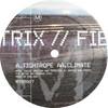 Matrix & Fierce - Tightrope / Climate (Metro Recordings MTRR007, 2000, vinyl 12'')