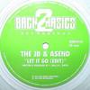 The JB & Asend - Let It Go / The Dreamer (Back 2 Basics B2B12015, 1994, vinyl 10'')