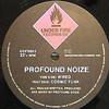 Profound Noize - Wired / Cosmic Funk (Underfire UDFR003, 1997, vinyl 12'')