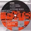 Lexis - Criminal Elements / Hypnotise (Remixes) (Certificate 18 CERT1822, 1997, vinyl 12'')