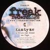 Kantyze - Trust And Blood / Vega (Freak Recordings FREAK034, 2010, vinyl 12'')