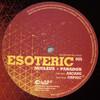 Nucleus & Paradox - Arcane / Orphic (Esoteric ESO005, 2005, vinyl 12'')