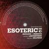 Nucleus & Paradox - Delphian / Labyrinthine (Esoteric ESO006, 2005, vinyl 12'')