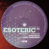 Nucleus & Paradox - Sweetback / Fuzzy Something (Esoteric ESO001, 2004, vinyl 12'')