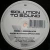 Solution To Sound - Essence / Mood Grooves (Hardleaders HL005, 1996, vinyl 12'')
