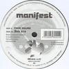 Manifest - Firin Squad / 3rd Eye (Hardleaders HL045, 2000, vinyl 12'')