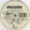 Decoder - Link / Vapour Dub (Remix) (Hardleaders HL051, 2000, vinyl 12'')