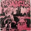Remarc - R.I.P / Ice Cream & Syrup (Suburban Base SUBBASE50, 1995, vinyl 12'')
