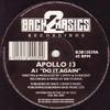 Apollo 13 - Do It Again / Let It Roll (Back 2 Basics B2B12039, 1996, vinyl 12'')