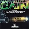 Marvellous Cain - Gun Talk (Suburban Base SUBBASECD3, 1995, CD)