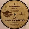 Gridlok - T-Monk / Time Elastic (Cyanide Recordings CYAN034, 2010, vinyl 12'')