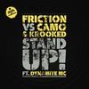 DJ Friction - Stand Up / Lifecycle (Shogun Audio SHA038, 2010, vinyl 12'')