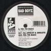 Sophisticated Bad Boyz - Feel The Magic / All Junglist & Junglette (Suburban Base SUBBASE46, 1994, vinyl 12'')