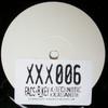Facs + B-Key - Technotic / Astaroth (XXX XXX006, 2001, vinyl 10'')