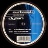 Dylan - Corkscrew / Landmine (Outbreak Records OUTB003, 2000, vinyl 12'')