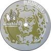 De.Glasklaren - Wonderba / Cold Dayz (Machine MACH3, 2000, vinyl 12'')
