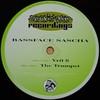 Bassface Sascha - The Trumpet / Vril 8 (Smokin' Drum DRUM009, 1995, vinyl 12'')
