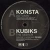 various artists - Autumn / The Seeker (Davide Carbone Remix) (Rubik Records RRT006, 2004, vinyl 12'')