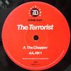 The Terrorist - The Chopper / RK 1 (Dread Recordings DREAD11, 1996, vinyl 12'')