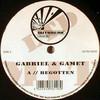 Gabriel & Gamet - Begotten / Headshot (Outbreak Records OUTBLTD030, 2005, vinyl 12'')