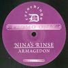 Armageddon - Nina's Rinse (Dread Recordings DREAD02, 1995, vinyl 12'')