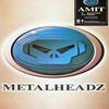 Amit - Gatecrasher / Pirates (Metalheadz METH057, 2004, vinyl 12'')