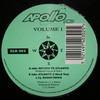Apollo Two - Volume 1: Return To Atlantis (Good Looking Records GLR003, 1993, vinyl 12'')