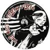 various artists - Blak Flag / Desolation Angels (Habit Recordings HBT013, 2006, vinyl 12'')