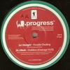 various artists - Double Dealing / Dublites (Outrage VIP) (Progress Ltd. PRGLTD002, 2006, vinyl 12'')