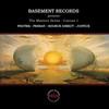 various artists - The Masters Series: Canvas 1 (Basement Records BRSSDNB001, 2007, vinyl 2x12'')