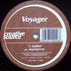 Voyager - Carter / Mysteron (Creative Source CRSE026, 1999, vinyl 12'')