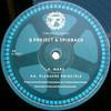 Q Project & Spinback - Mars / Pleasure Principle (Timeless Recordings DJ027, 1997, vinyl 12'')