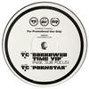 TC - Borrowed Time VIP / Pornstar (D-Style Recordings DSR016, 2008, vinyl 12'')