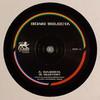 Bong Selecta - Gangsta / Guntest (Clash Records CLASH011, 2008, vinyl 7'')