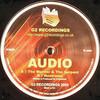 Audio - The Warrior & The Serpent / Nostrama (G2 Recordings G2020, 2005, vinyl 12'')