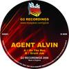 Agent Alvin - On The Run / Grunt Job (G2 Recordings G2023, 2006, vinyl 12'')
