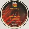 Temper D & K-Fire - The Decision / Damn Hoover (G2 Recordings G2012, 2003, vinyl 12'')
