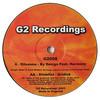 various artists - Dilemma (Origin, Trust & Alder Remix) / Stinkfist (G2 Recordings G2008, 2003, vinyl 12'')