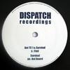 Ant TC1 & Survival - Find / Not Board (Dispatch Recordings DIS032, 2009, vinyl 12'')