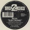 Intel - Electronic / Drop The Sound (Back 2 Basics B2B12051, 1997, vinyl 12'')