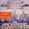 Adam F - Drum And Bass Warfare (Kaos Recordings KAOS001CD, System Recordings SYS1012-2, 2003, CD + mixed CD)