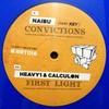 various artists - Convictions / First Light (Rubik Records RRT016, 2010, vinyl 12'')