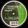 Pyro - Mechanize / Battle Angel (Outbreak Records OUTB008, 2000, vinyl 12'')