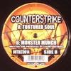 Counterstrike - Tortured Soul / Monster Munch (Outbreak Records OUTBLTD014, 2003, vinyl 12'')