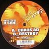 K Step - Chaos AD / Destroy (Outbreak Records OUTBLTD018, 2004, vinyl 12'')
